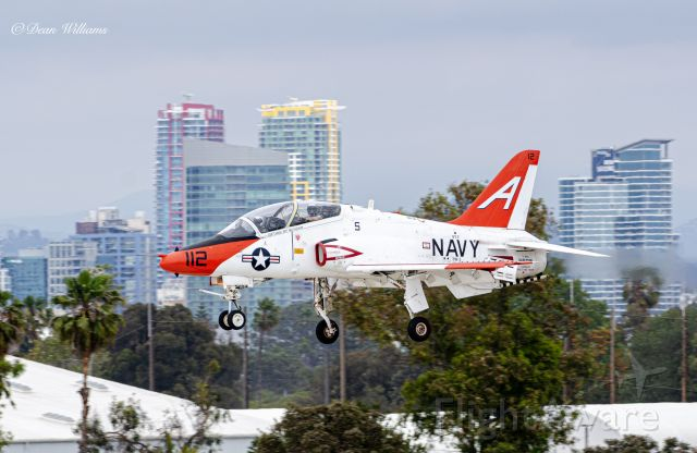 """15-5091 — - """"Charlie Delta 1-8-7"""" is on the VFR to 29 at North Island. The student is flying and just completed some CQ's at the boat."""