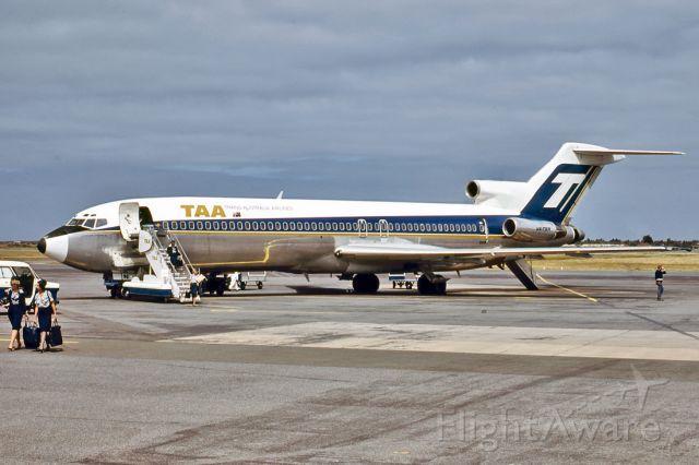 BOEING 727-200 (VH-TBN) - TRANS AUSTRALIA AIRLINES - TAA - BOEING 727-276/ADV - REG : VH-TBN (CN 21479/1357) - ADELAIDE INTERNATIONAL AIRPORT SA. AUSTRALIA - YPAD 5/12/1979