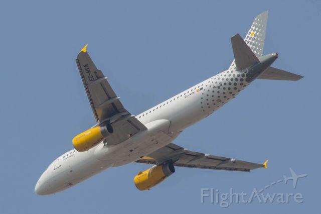 Airbus A320 (EC-MVN)