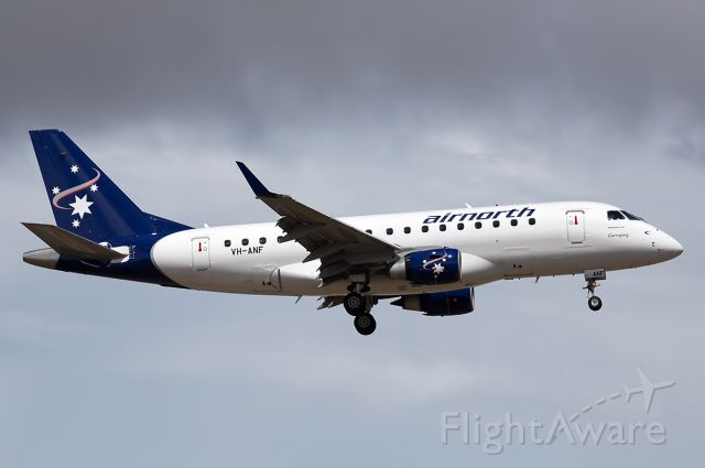 Embraer 170/175 (VH-ANF)