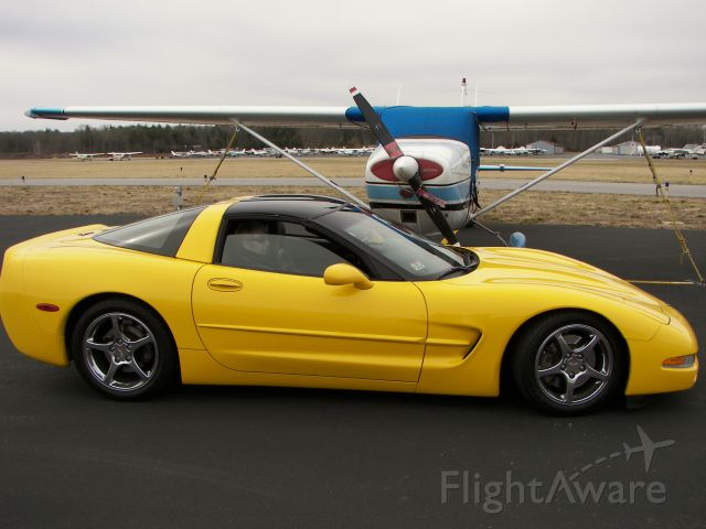 Cessna Skyhawk (N520RG) - Toys at the airport.