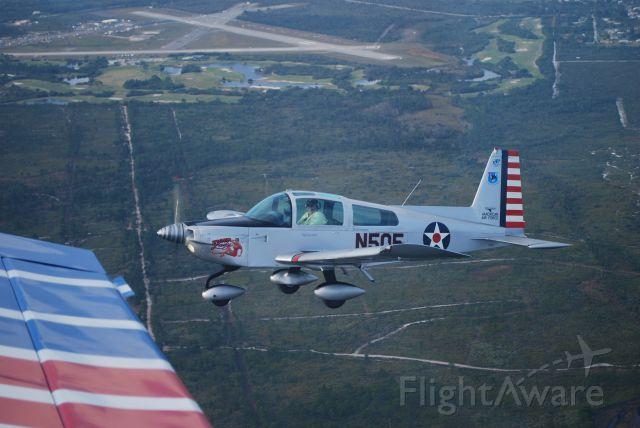 N505 — - Florida formation flying