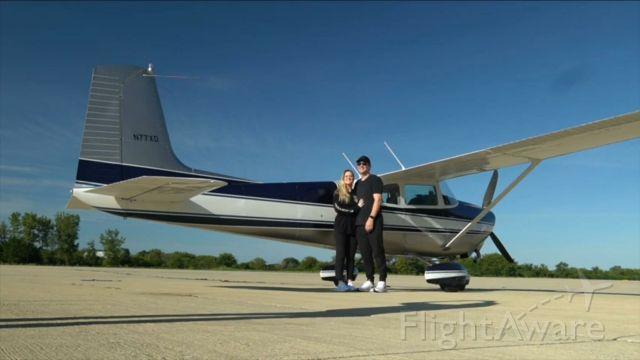 Cessna Skylane (N77XD)