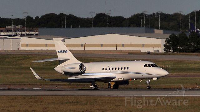 Dassault Falcon 2000 (N855DG)