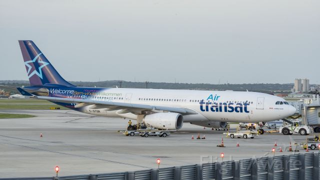 Airbus A330-200 (C-GTSR) - 6/15/17