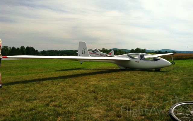Unknown/Generic Glider (N606PW)