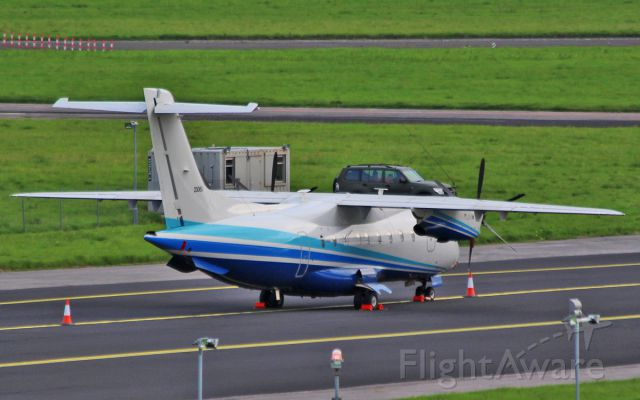 12-3060 — - usaf dornier c-146a 12-3060 at shannon 3/9/15