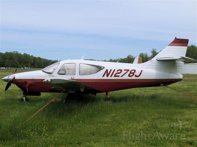 Aero Commander 500 (N1278J)