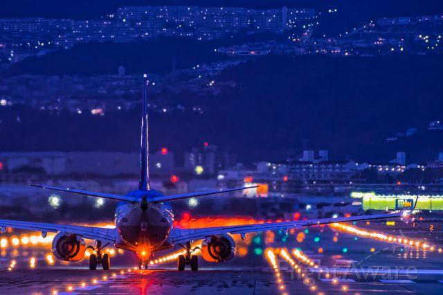 Boeing 737-800 (JA86AN)