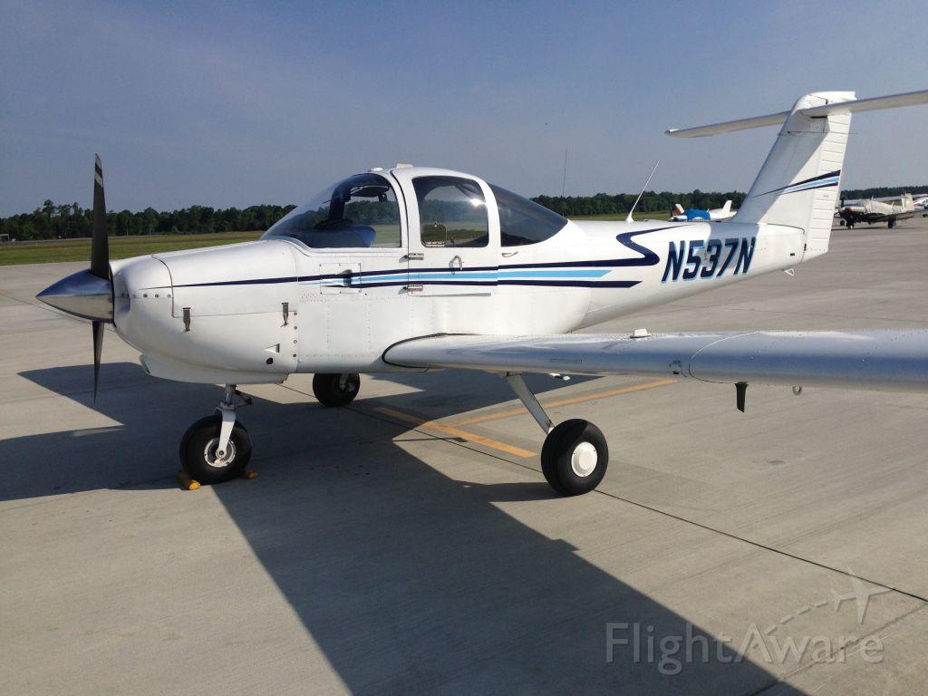 Piper Tomahawk (N537N)