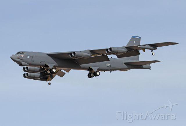 Boeing B-52 Stratofortress (60-0013)