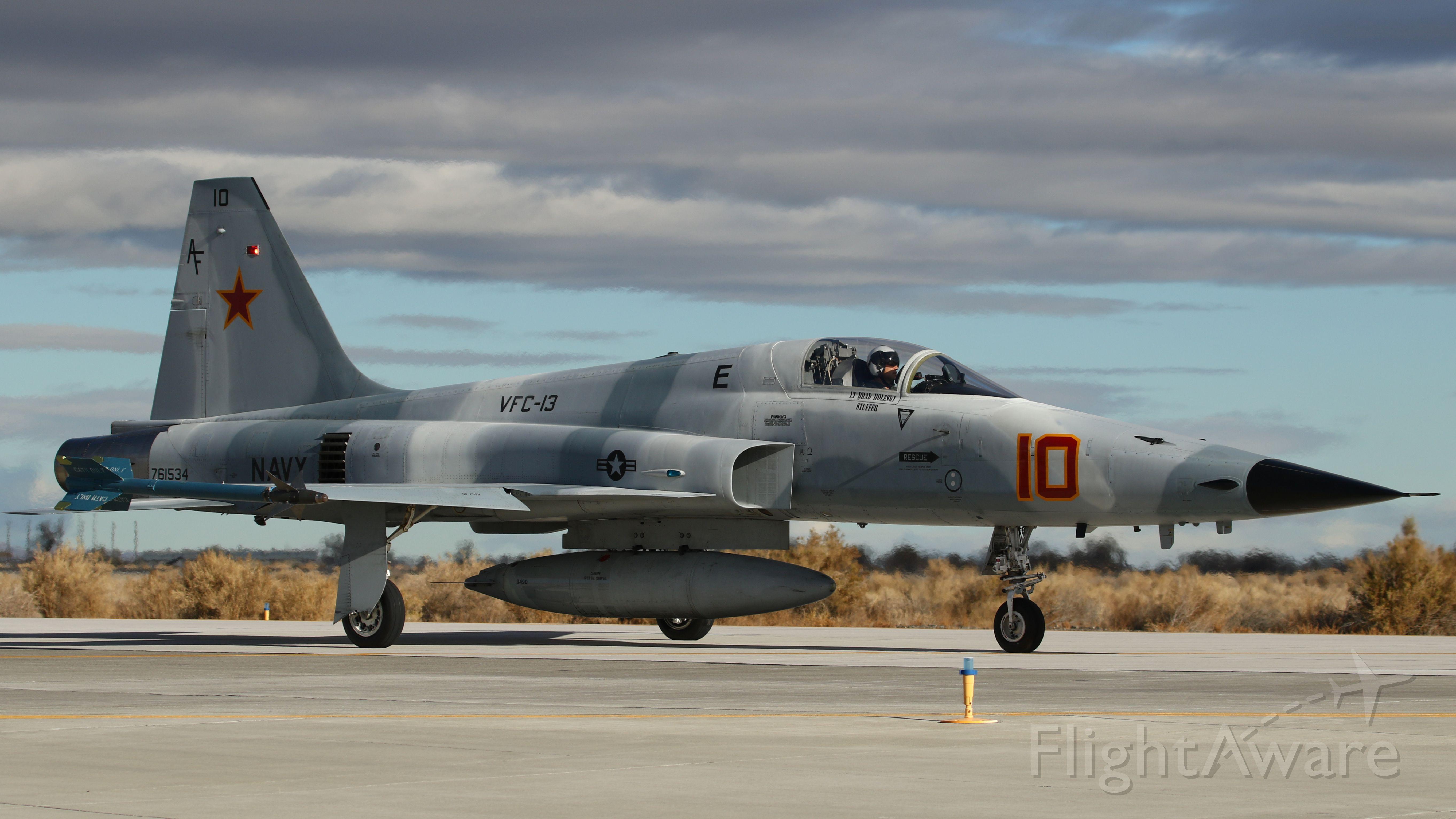 Northrop RF-5 Tigereye (76-1534)