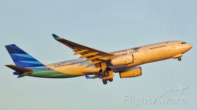 Airbus A330-300 (PK-GPO)