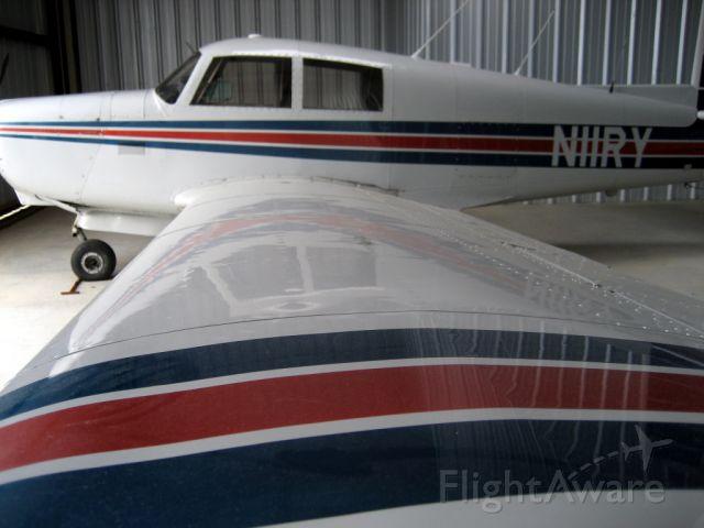 Mooney M-20 (N11RY) - 1965 Mooney M20C