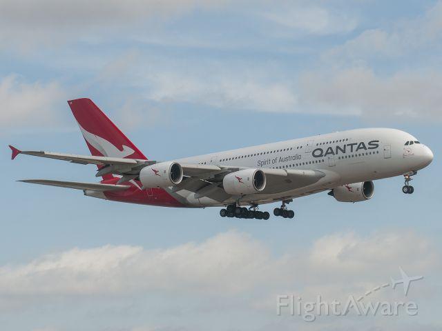 Airbus A380-800 (VH-OQK) - 3/1/2020