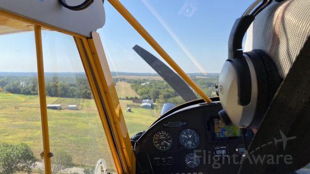Piper Cherokee (N4325T) - Real Flying.