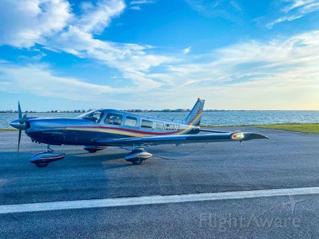 Piper Saratoga (N8087B) - Dauphin Island Trip