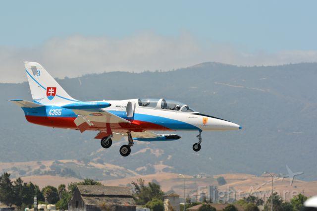 Aero L-39 Albatros (N139EN) - Hollister,Ca. Airshow 2013