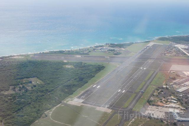 — — - Kalaeloa Airport