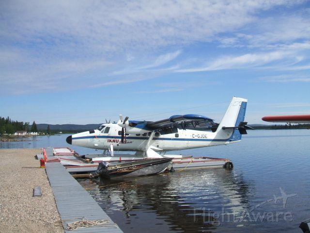 C-GJDE — - At Otter Creek in Goose Bay Lab.