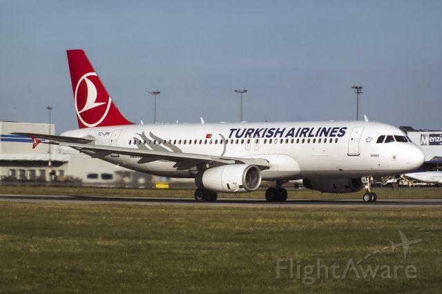 Airbus A320 (TC-JPK)