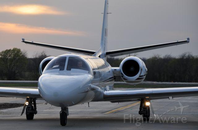 Cessna Citation V (N109WS)