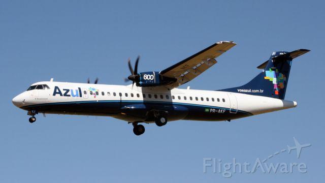 ATR ATR-72 (PR-AKF)