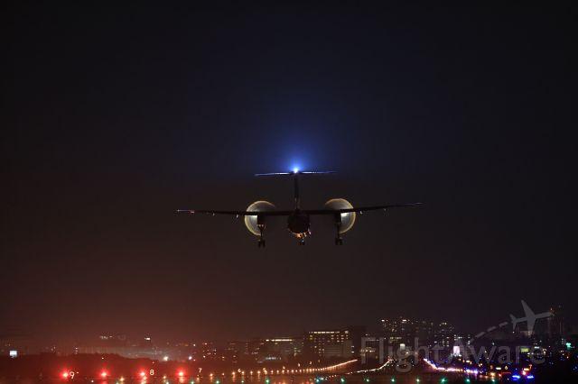 de Havilland Dash 8-400 (JA856A) - November 2nd 2020:CTS-HKD.