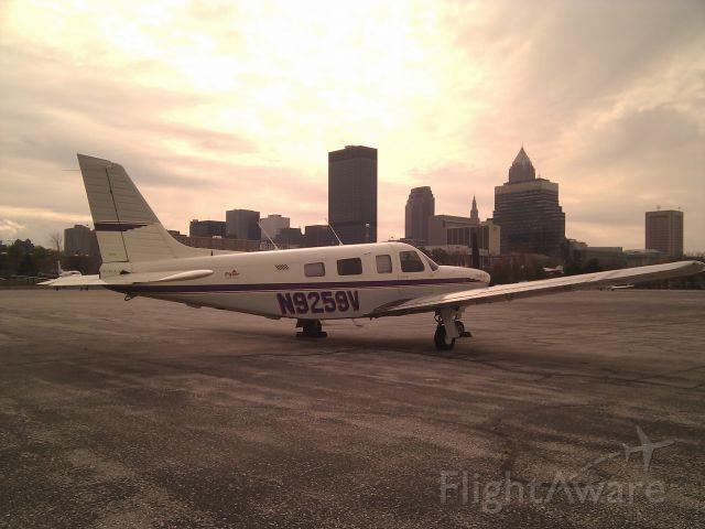 Piper Saratoga/Lance (N9259V)