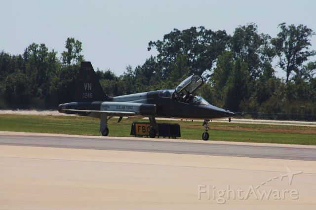 Northrop T-38 Talon (AFR64246)