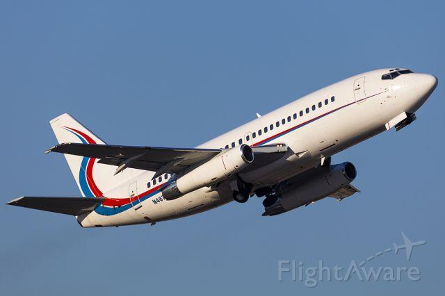 Boeing 737-200 (N467TW)