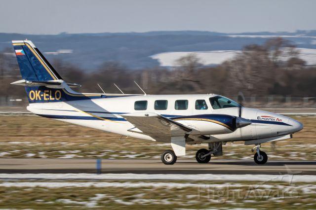 Cessna T303 Crusader (OK-ELO)