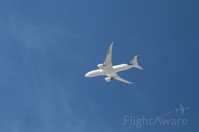 Boeing 787-8 (N965AM) - DESPEGUE POR PISTA 27