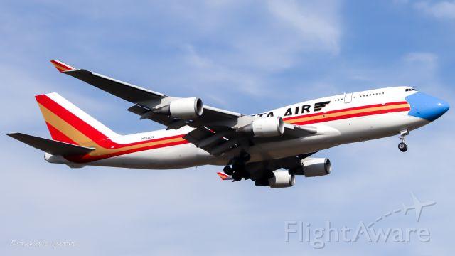 Boeing 747-400 (N774CK)