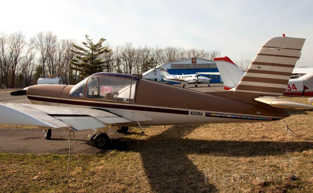 N333RA — - A French built STOL aircraft. Rare in the US, very popular in Europe.
