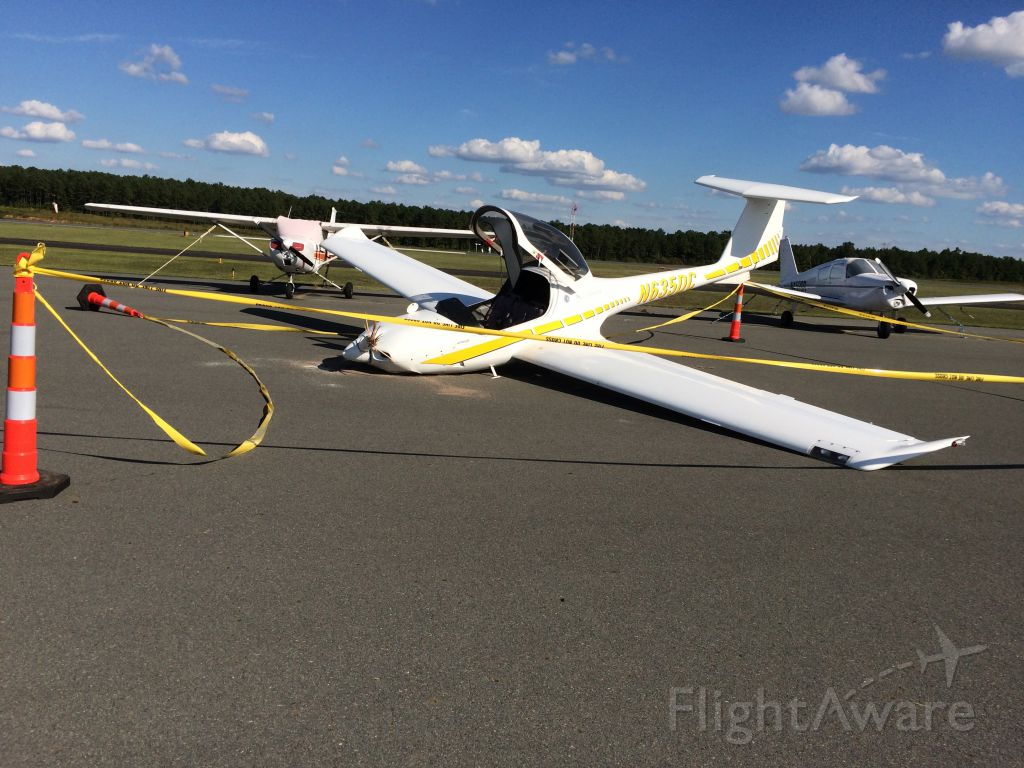 Diamond DA-20 (N635DC) - Occurred Sept 19, 2015.  Not sure of the details...The weather was nice.  I believe everyone was okay.