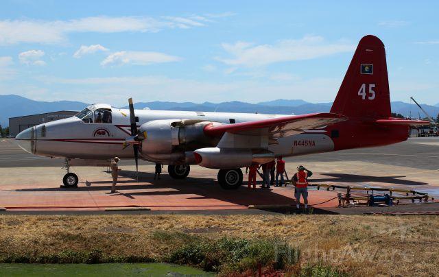 Lockheed P-2 Neptune (N445NA)