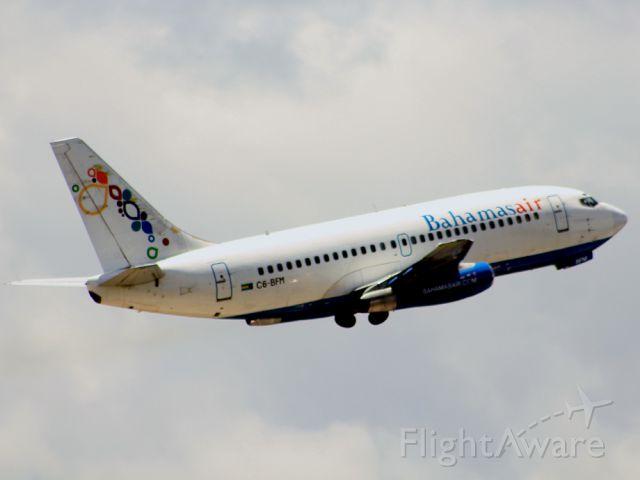 Boeing 737-200 (C6-BFM)