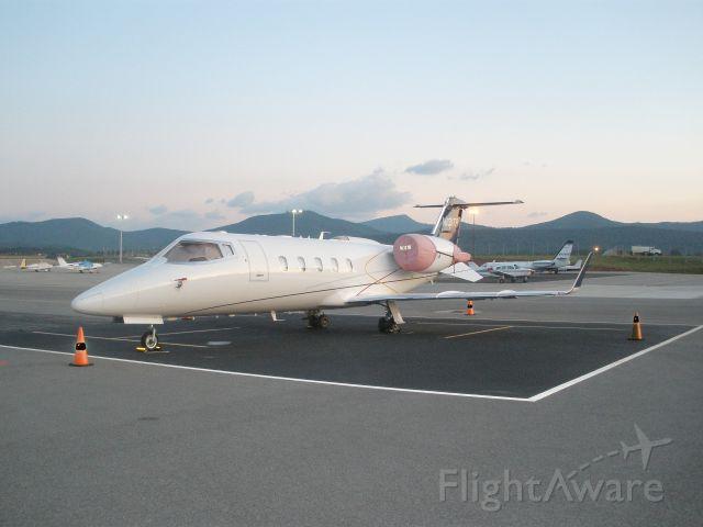 Learjet 60 (N131TR) - Early morning sunrise
