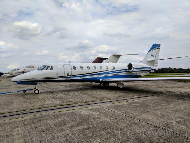 Cessna Citation Sovereign (N95TE)
