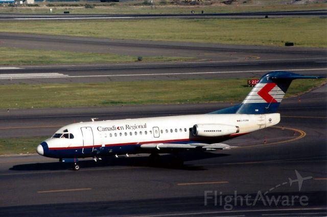 Fokker Fellowship (C-FCRM) - May 24, 1998