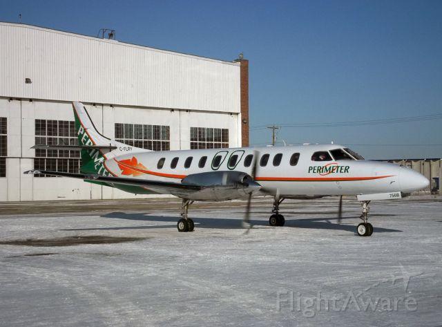 Fairchild Dornier SA-227DC Metro (C-FLRY)