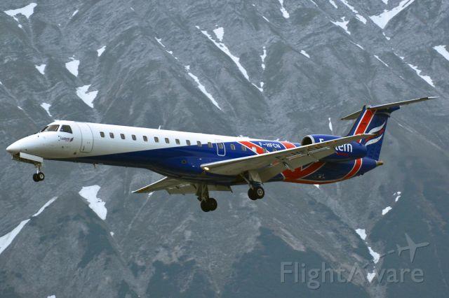 Embraer ERJ-145 (F-HFCN)
