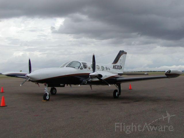 Cessna 421 (N530DM)