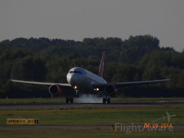 de Havilland Dash 8-400 (D-ABGS) - D-ABGS _ AB _ DSC03616