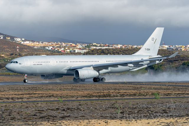 Airbus A330-300 (T054)