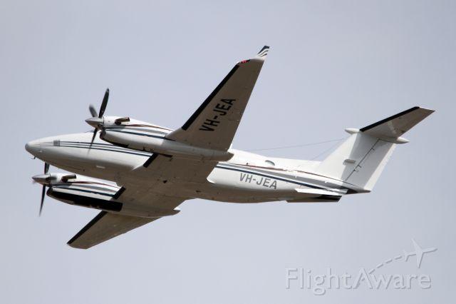 Beechcraft Super King Air 350 (VH-JEA)