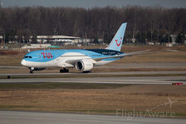 Boeing 787-8 (OO-JDL)