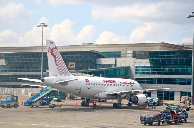Airbus A320 (TS-IMQ) - ATATURK INTL. TURKEY