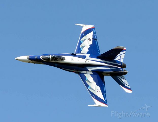 1088776 — - Flypast at the 2018 Gatineau Airshow.